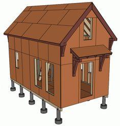 TinyHouseDesign.com 12x24-Homesteader's-Cabin-v1