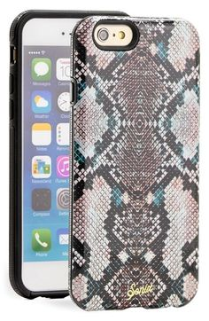 Free shipping and returns on Sonix 'Royal Python' iPhone 6 Case at Nordstrom.com. Form meets function on a python-print case with a shock-absorbent rubber core and scratch-resistant polycarbonate shell. $35