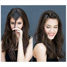 easy hairstyles beginners can do in 2020 Fast Hairstyles, Easy Hairstyles For Long Hair, Weave Hairstyles, Simple Hairdos, Easy Everyday Hairstyles, Trendy Hairstyles, Medium Hair Styles, Curly Hair Styles, Coiffure Hair