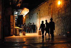 hasidim - , Jerusalem
