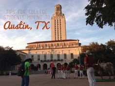 Are you starting the fall semester at UT, ACC or St. Ed's? Figure out where you'll live, what to pack and what to buy before moving to Austin for college.