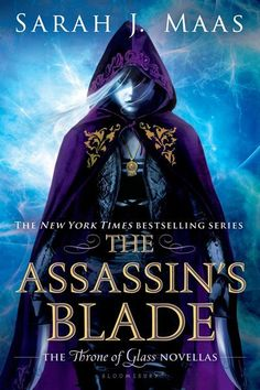 The Assassin's Blade: The Throne Of Glass Novellas by Sarah J. Maas #IndigoTeen