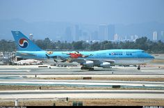 Boeing 747-4B5 aircraft picture
