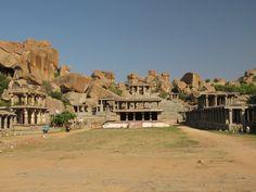 Индия. Карнатока. Хампи | Bobrya.com