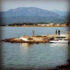 #Fethiye fishermen