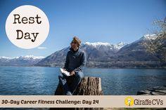 Day 24: Rest Day.  http://www.giraffecvs.co.uk