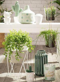 Urban Garden decoratietrend | Maisons du Monde