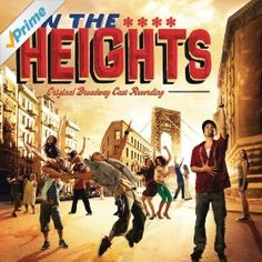 Just saw this on Amazon: In The Heights by In The Heights (Original Cast Recording) for $14.49 http://amzn.to/2aEGDZQ via @amazon
