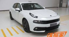 Lynk & Co 03 Exposed With Concept Looks In China #news #China