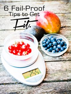 6 Fail-Proof tips to Get Fit via aspicyperspective.com