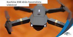 Saját tapasztalatok alapján a drónnal való repülést olcsóbb kategóriájú quadcooterekkel érdemes kezdeni, mivel meg kell tanulnunk, hogyan ne törjük össze és ne okozzunk kárt másban sem. Természetesen egy profi drónnal sokkal könnyebb repülni. A következő lépés az is, amit ajánlok, de ha azzal repülünk neki egy fának vagy falnak, mert még nem tudjuk, mit csináljunk... A Eachine E58 drón használata bejegyzés először a RC-Klub modell webáruház jelent meg. Chiffon Cake, Leaf Blower, Outdoor Power Equipment, Neon, Personalized Items, Voici, Catapult, Cabin, Neon Colors