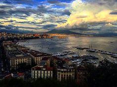Naples❤️ #naples #napoli #campania #italia #solemare #mare🌊 #cielo #nuvole #colori #amore❤️ #bella #pizza🍕 #calore #seguimi #ig_italia #ig_campania #ig_napoli #spiaggia #sera #notte #skyporn #sea🌊 #sunset_pics #instagram #fotonapoli #versosud #sud #maradona #caffe #ciaoamore