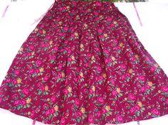 SALE 15% off Romanian Woolen Skirt ukrainian Romanian floral