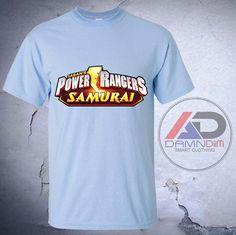 Power Rangers Samurai  Power Rangers Samurai  tshirt by Damndiim