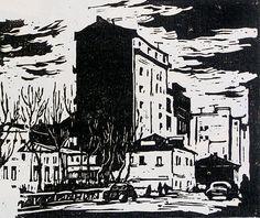 Тукачев Леонид Лаврентьевич. Графика из собрания Красноармейской картинной галереи