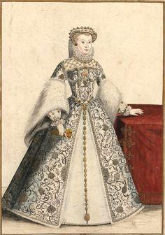 Costume Renaissance, High Renaissance, Renaissance Fashion, Elizabethan Fashion, Tudor Fashion, Medieval, Historical Costume, Historical Clothing, Mary I Of England