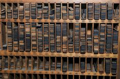 letterpress reglet storage cabinet