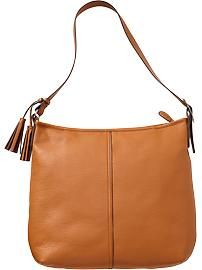 Women's Accessories: very rich color on this bag.