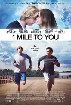 1 Mile to You Movie Poster with Billy Crudup and Graham Rogers http://ift.tt/2lat5Ij