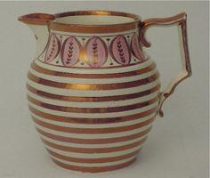 Lustreware jug