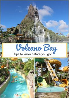 Volcano Bay Tips To Know Before You Go