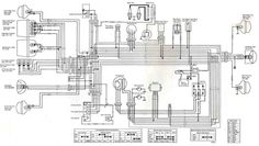 cool diagrams google search uvalvg images pinterest note rh pinterest com KLT 250 1983 kawasaki klt 200 wiring diagram