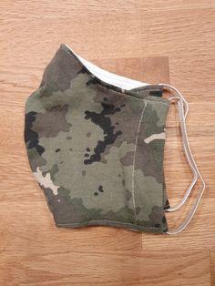 Stoffmaske - Mundschutz - Baumwolle - hoher Tragekomfort von upcyclingplastic auf Etsy Outdoor Blanket, Etsy, Masks, Handmade, Cotton, Schmuck