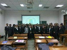 Guest Lecture @ SRCC