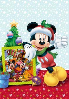 Christmas - Disney- Mickey Mouse