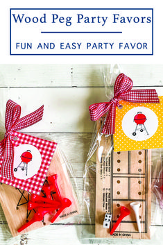 Download these free printable BBQ Party Circles from Everyday Party Magazine and pass out the cutest Barbecue Party Favors #PartyFavors #PartyIdeas #BBQParty