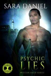 """bubba532to: """"Title: Psychic Lies A Wiccan Haus Story Author: Sara Daniel Reviewed: Stephanie Jordan ☆☆☆☆☆☆☆☆☆☆☆☆☆☆☆☆☆☆☆☆ Fiona Vetter was a disgrace to the Vetter family name, everyone condemned her..."""