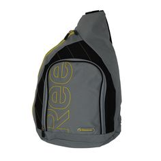 Single strap reebok backpack for men at www.thehometalk.com