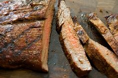 healthy cajun flank steak recipe