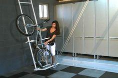 Garage Organization | Take Garage Storage to New Heights with Overhead Storage in Whitby ...