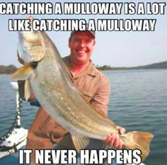 Have you ever caught a Mulloway?