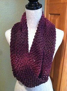 Infinity Lace Scarf