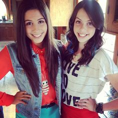<3 Lauren and Dani <3
