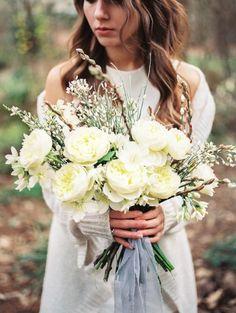 So much pretty: http://www.stylemepretty.com/little-black-book-blog/2015/03/03/cozy-winter-bridal-inspiration-bouquet-recipe/   Photography: Alexandra Grace - http://alexgracephotography.com/