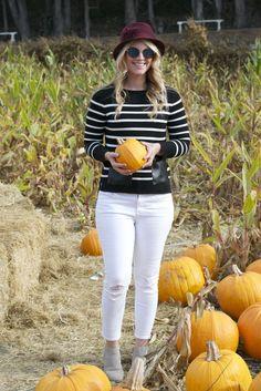 Britt+Whit| Pumpkin Patch