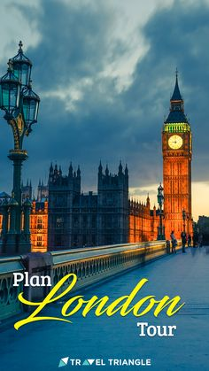 London Packages - Customised and budget london tour packages? Have a surreal London holiday with packages offered by trusted agents on TravelTriangle Travel Destinations In India, Holiday Destinations, London Tours, London Travel, Beautiful Places In The World, Beautiful Places To Visit, Travel Around The World, Around The Worlds, Travel Ads