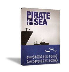 Ron Colby - Pirate for the Sea #138237 $25.00 Pirate for the Sea is the firstever – and only – biographical film about Captain Paul Watson. This documentary is a chronicle of Watson's adventures and speeches