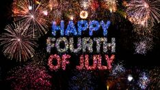 fireworks forming the words happy of july. Thanksgiving Images For Facebook, Happy Thanksgiving Day, Happy Independence Day Usa, Independence Day Images, Fourth Of July Quotes, 4th Of July Images, 4th Of July Wallpaper, Fireworks Pictures, Happy4th Of July