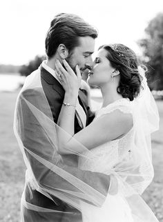 A stunning post-wedding embrace captured by Jose Villa.