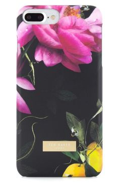 Ted Baker London Citrus Bloom iPhone 7 Case available at #Nordstrom
