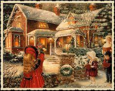 ЖИЗНЬ В СТИЛЕ КАНТРИ: Рождество в Европе