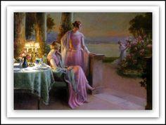 11 DELPHIN-ENJOLRAS-ELEGANT-LADIES-TAKING-TEA