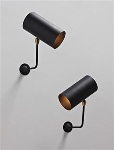 Serge Mouille | SERGE MOUILLE TUBE WALL LAMPS