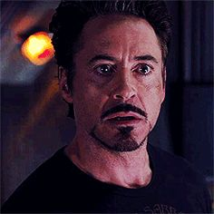"""""""Threat is imminent, and I have to protect the one thing I can't live without."""" In which Tony Stark discovers his long lost daughter, and proves th. Avengers Story, Avengers Characters, Avengers Cast, Marvel Actors, Robert Downey Jr Gif, Rober Downey Jr, Iron Man 3, Iron Man Tony Stark, Marvel Jokes"""