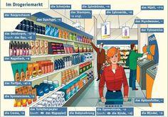 Im Drogeriemarkt