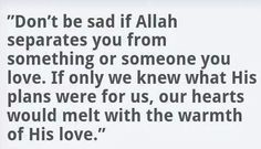 Allah is th best planner